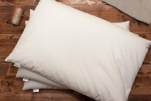 Poduszka gryczana - (wsypa) bawełniana z łuską gryki