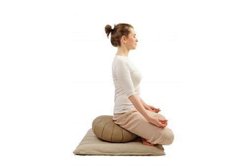 Zestaw do medytacji: zafu + zabuton z pokrowcem