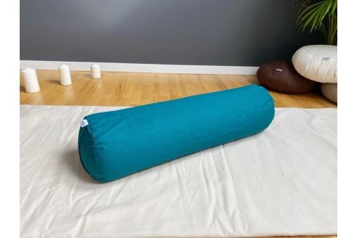 Wałek do jogi z łuską gryki 70x20