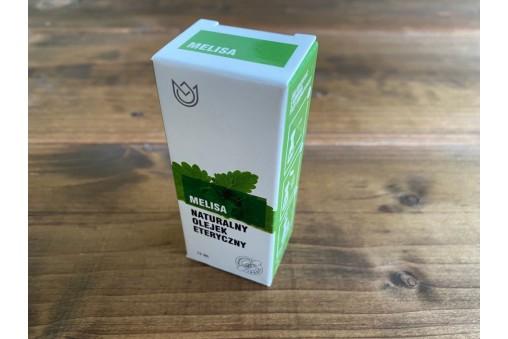 Melisa - naturalny olejek (Oleum melisae indicum)