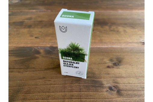 Sosna - naturalny olejek (Oleum pinus silvestris)