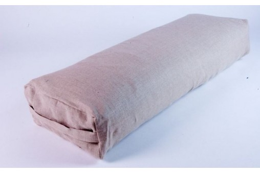 Bolster - poduszka do jogi z naturalnego lnu