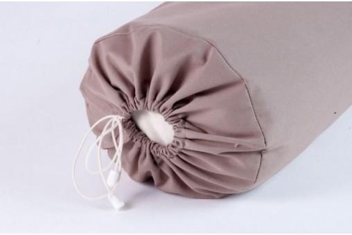 Poduszka profilowana z łuską gryki