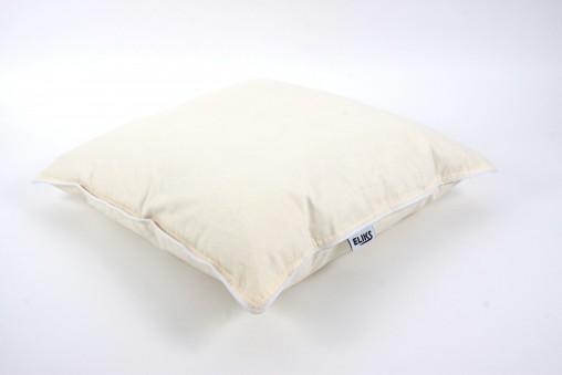 Poduszka kapokowa (wypełniona kapokiem)