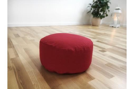 Okrągła poduszka do medytacji (panama)