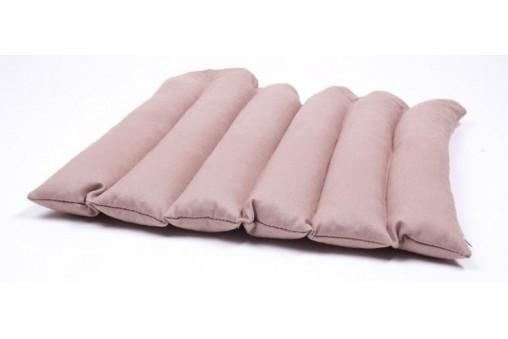 Poduszka do siedzenia przeszywana z łuską gryki
