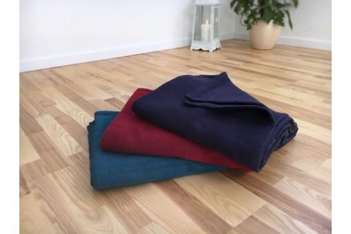 Koc do jogi bawełniany 140x200cm