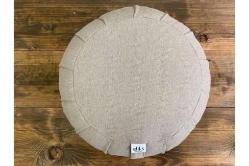 Zafu - lniana poduszka do medytacji