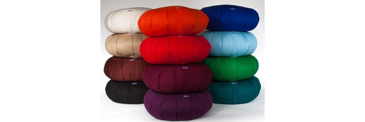 Poduszki zafu